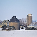 Old Farm by Bonfire Photography