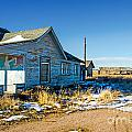 Old Farm House by Baywest Imaging