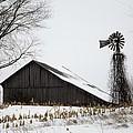 Old Farm by Linda Kerkau