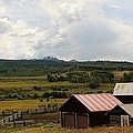 Old Farm by Nelson Skinner