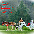 Old Fashioned Christmas by Lorna R Mills DBA  Lorna Rogers Photography