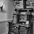 Old Fashioned Richardson And Bounton Company Perfect Stove. by Susan Candelario