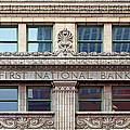 Old First National Bank - Building - Omaha by Nikolyn McDonald