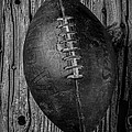 Old Football by Garry Gay