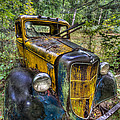 Old Ford by Paul Freidlund