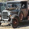 Old Ford by Steve Scheunemann