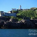 Old Fort Amherst By Barbara Griffin by Barbara Griffin