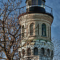 Old Fort Niagara Lighthouse 4484 by Guy Whiteley