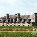 Old Fort Niagara by Rose Santuci-Sofranko