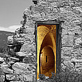 Old Fort Through The Magic Door by Greg Wells