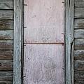 Old Framed Window by Cynthia Guinn