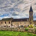 Old French Church by Tim Stanley