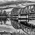 Old Georgia Florida Bridge by Scott Moore