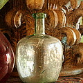 Old Glassware by Terry Fleckney