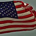 Old Glory American Flag 7 6/29 by Mark Lemmon