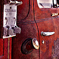 Old Glory Days Door Limited Edition by Robin Lewis