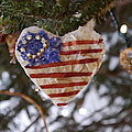 Old Glory Heart by Richard Reeve