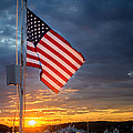 Old Glory by Scott Thorp
