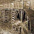 Old Grist Mill Photo by Michael J Samuels
