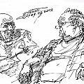 Old Guys  by Ylli Haruni