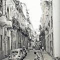Old Habana by Valentino Visentini