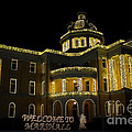 Old Harrison County Courthouse by Kathy  White