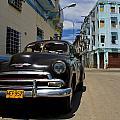 Old Havana by Brian Kamprath