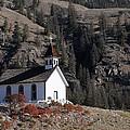 Old Headly Church by Randy Giesbrecht