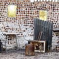 Old Home Interior by Tim Hester