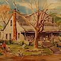 Old Home  by Lynn Beazley Blair
