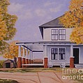 Old Home Place by Susan Williams