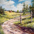 Old Home Place by Virginia Potter
