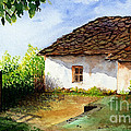 Old House by Abhijit Dharankar