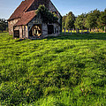Old House In Summer  by Ioan Panaite