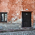 Old House Over Cobbled Ground by RicardMN Photography