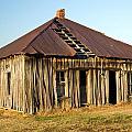 Old House Place Arkansas 2 by Douglas Barnett