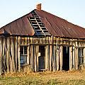 Old House Place Arkansas 3 by Douglas Barnett