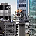 Old Humboldt Bank Building In San Francisco by Susan Wiedmann