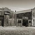 Old Ingalls II by Ricky Barnard
