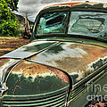 Old International Truck by James Eddy