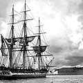 Old Ironsides by Peter Chilelli