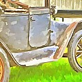 Old Jalopy  by L Wright