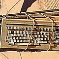 Old Key Boards by Girish J
