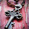 Old Key by Kati Finell