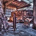 Old Kilns by Jim Thompson
