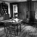 Old Kitchen by Kathleen Struckle