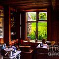 Old Kitchen Window by Rick Bragan