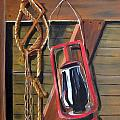 Old Lantern by Catherine Swerediuk