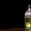 Old Lantern With Candle by Simon Bratt Photography LRPS