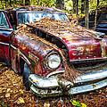 Old Lincoln by Debra and Dave Vanderlaan